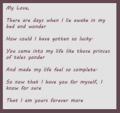 cutest love poems for him from her cute instagram quotes