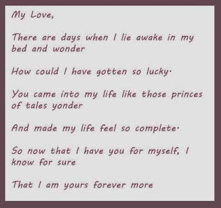 Really sweet love poems for your girlfriend