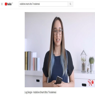 youtube com - vodafone smart ultra 7 incelemesi