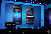 BlackBerry Z10 Launched