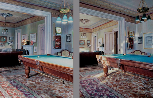 00-Eric-Green-Capturing-Time-with-Colored-Pencil-Drawings-on-Diptychs-www-designstack-co