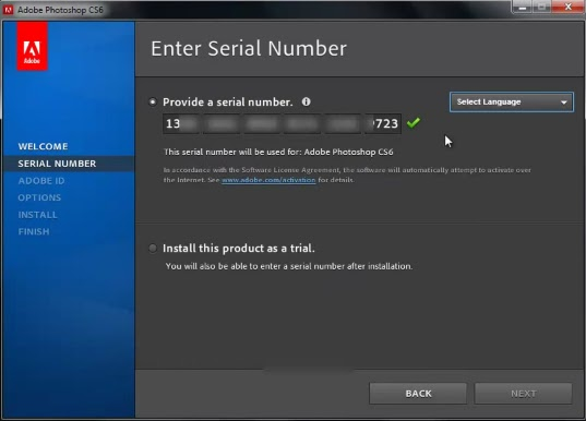 Free Adobe Photoshop Cs6 Serial Number
