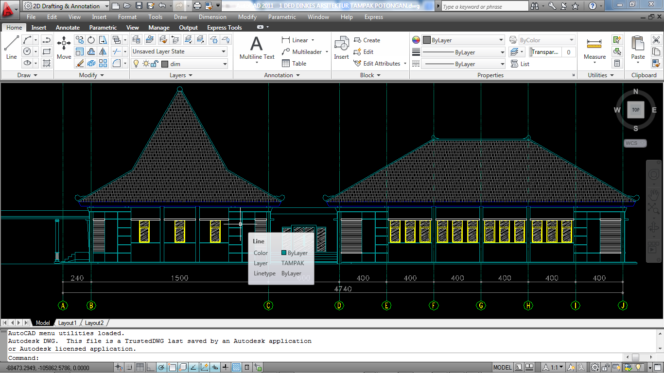 AutoCAD 2012 Cracked With Product key For 64-Bit & 32-Bit