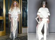 大葉大學造藝系校友黃薇以3D造型眼光創新服飾設計,作品獲女神卡卡青睞,已成國際時尚圈備受矚目新銳人才