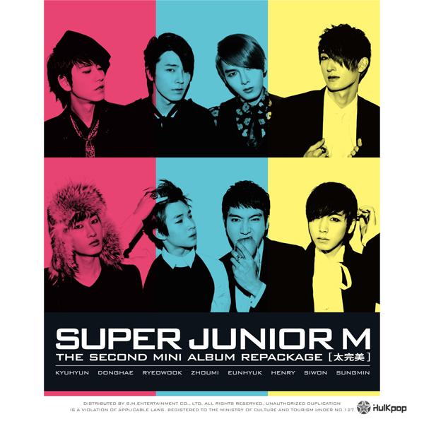 Super Junior-M – Perfection (Repackage) – EP