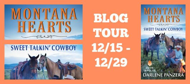 Sweet Talkin' Cowboy by Darlene Panzera – Chapter 1 Excerpt