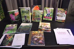 Snart blir det recensioner av årets trädgårdsböcker, här på bloggen!