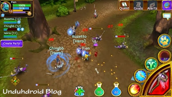 Arcane Legends For Android