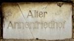 Alter Annenfriedhof Dresden