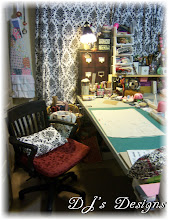 My Studio &amp; Sewing Room 2012
