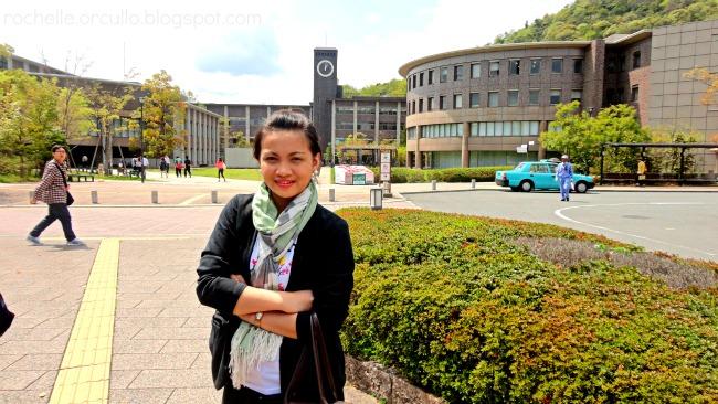 ritsumeikan university kyoto japan, kinugasa campus