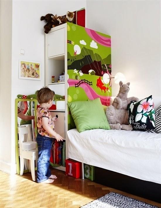 Mar vi blog ikea hacks idee per personalizzare la - Ikea testate letto ...