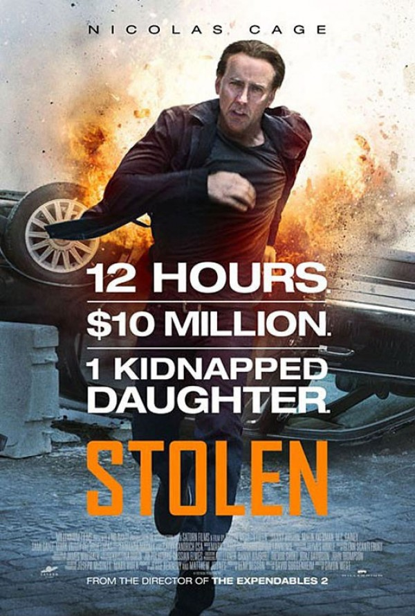 Watch Stolen Movie Online Free 2012