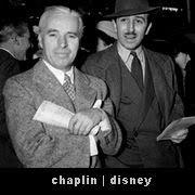 chaplin & disney