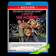 Límite: 48 horas (1982) BRRip 720p Audio Dual Latino-Ingles