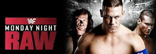 Poster Of WWE Monday Night Raw 4th January 2016 HDTV 480P 400MB