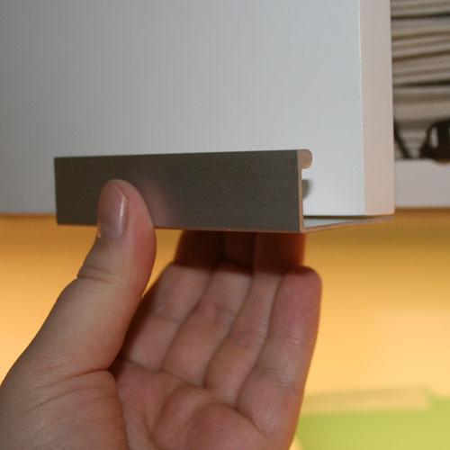 Finger Cabinet Pull