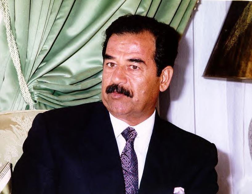 Bill White Saves America: They got Usama? Saddam Hussein