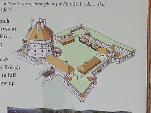 Fort St. Frederic