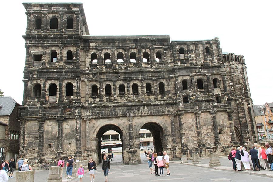 The Porta Nigra Trier