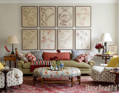South Shore Decorating Blog: 50 Favorite ATTAINABLE House
