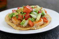 Weight Loss Recipes : Greek Tostada