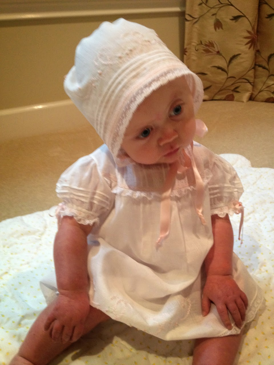 The Old Fashioned Baby Sewing Room Baby Gracie in Cute
