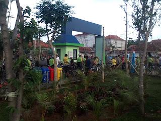 Komunitas Onthel Lasepak Pamekasan