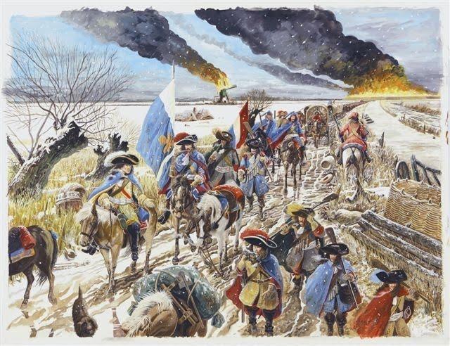 1672, een rampjaar voor Harderwijk