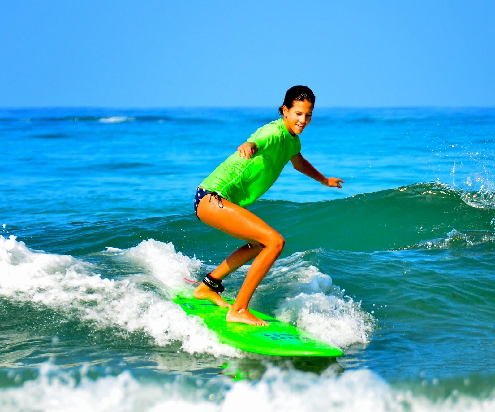 Iniciate en el mundo del Surf