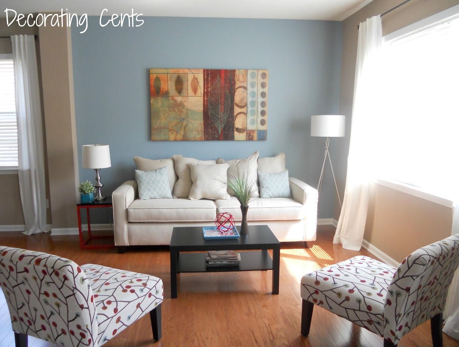 Decorating Cents Color Change