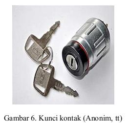Kunci Kontak