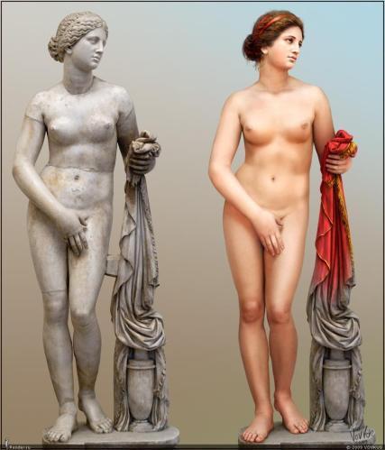 зевс фото статуй