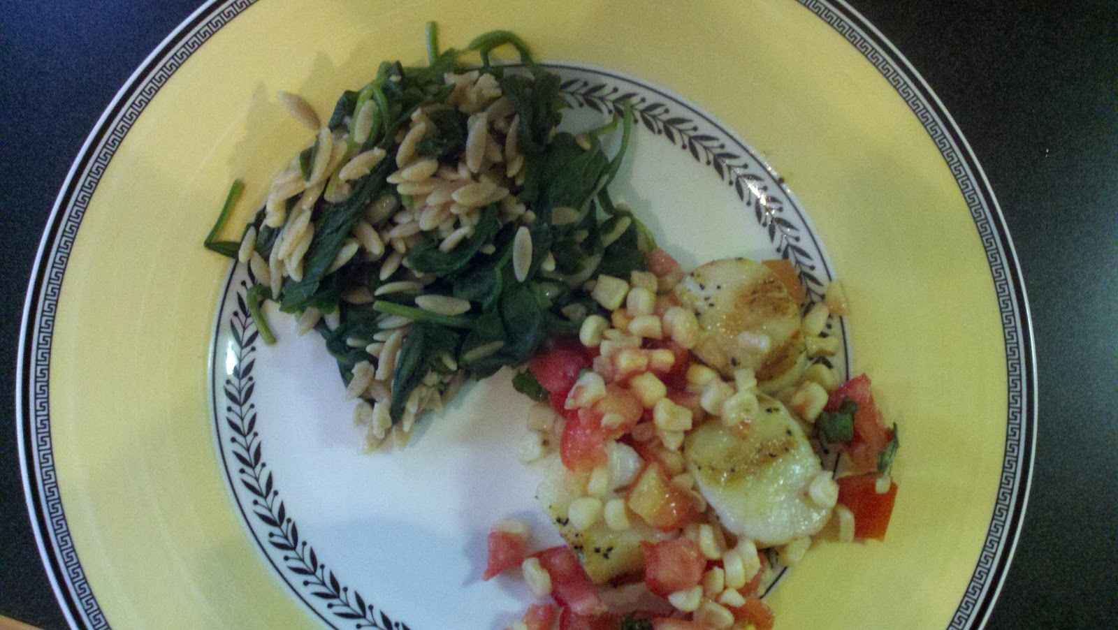 how to cook wet scallops