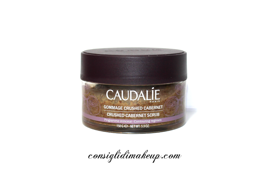 Review: Gommage Crushed Cabernet - Caudalie