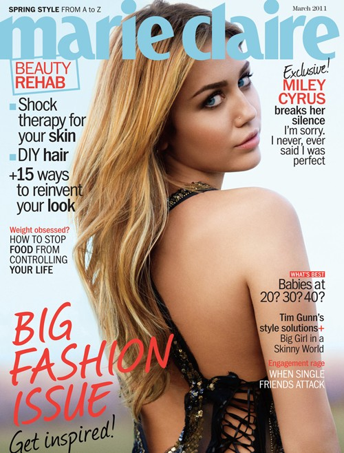 This has to be one of my favourite ever Marie Claire covers with the ...