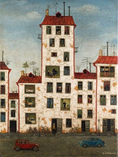 Zviad Gogolauri, House in the old district