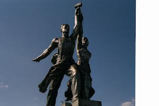 Worker Statue 2 2003