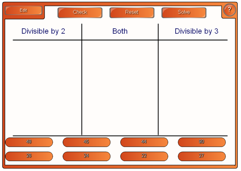 Pin Divisibility Rules Chart 1 10 on Pinterest