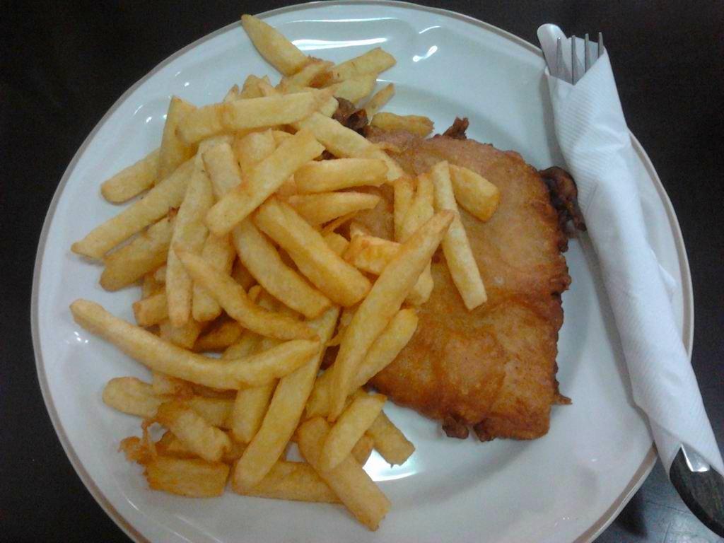 My bangkok restaurant reviews offshore fish chips shop for Fish chips restaurant