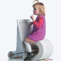http://decoracion2.com/una-silla-y-una-mega-libreta-para-los-ninos/8113/