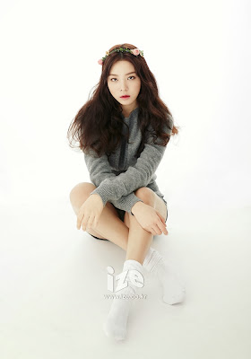 Yoon So Hee - ize Magazine December Issue 2013