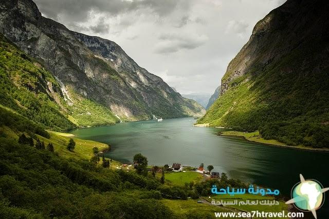 أكثر المناطق جمالا في النرويج