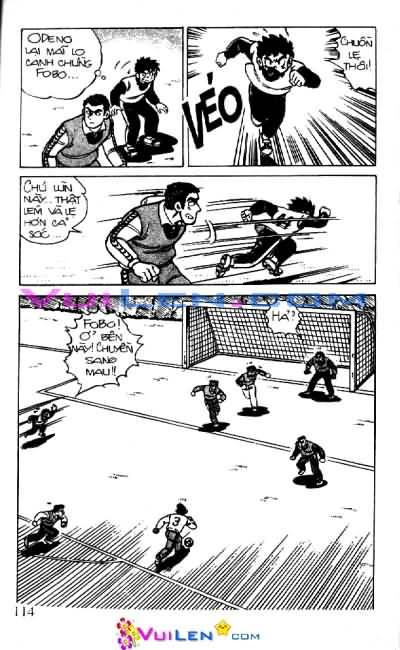 Jindodinho - Đường Dẫn Đến Khung Thành III  Tập 12 page 114 Congtruyen24h