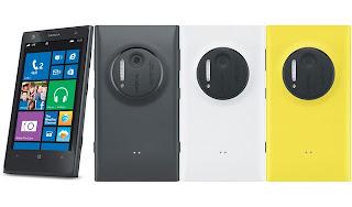 Nokia Lumia 1020, Smartphone Kamera Terbaik