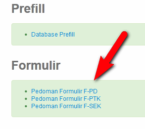 Formulir Pengisian Dapodik unduh format formulir pengisian dapodik untuk siswa baru, guru dan sekolah. Formulir Pengisian Dapodik