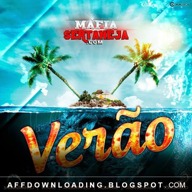 CD Mafia Sertaneja – Vol. 3 – Hits Do Verão – 2015