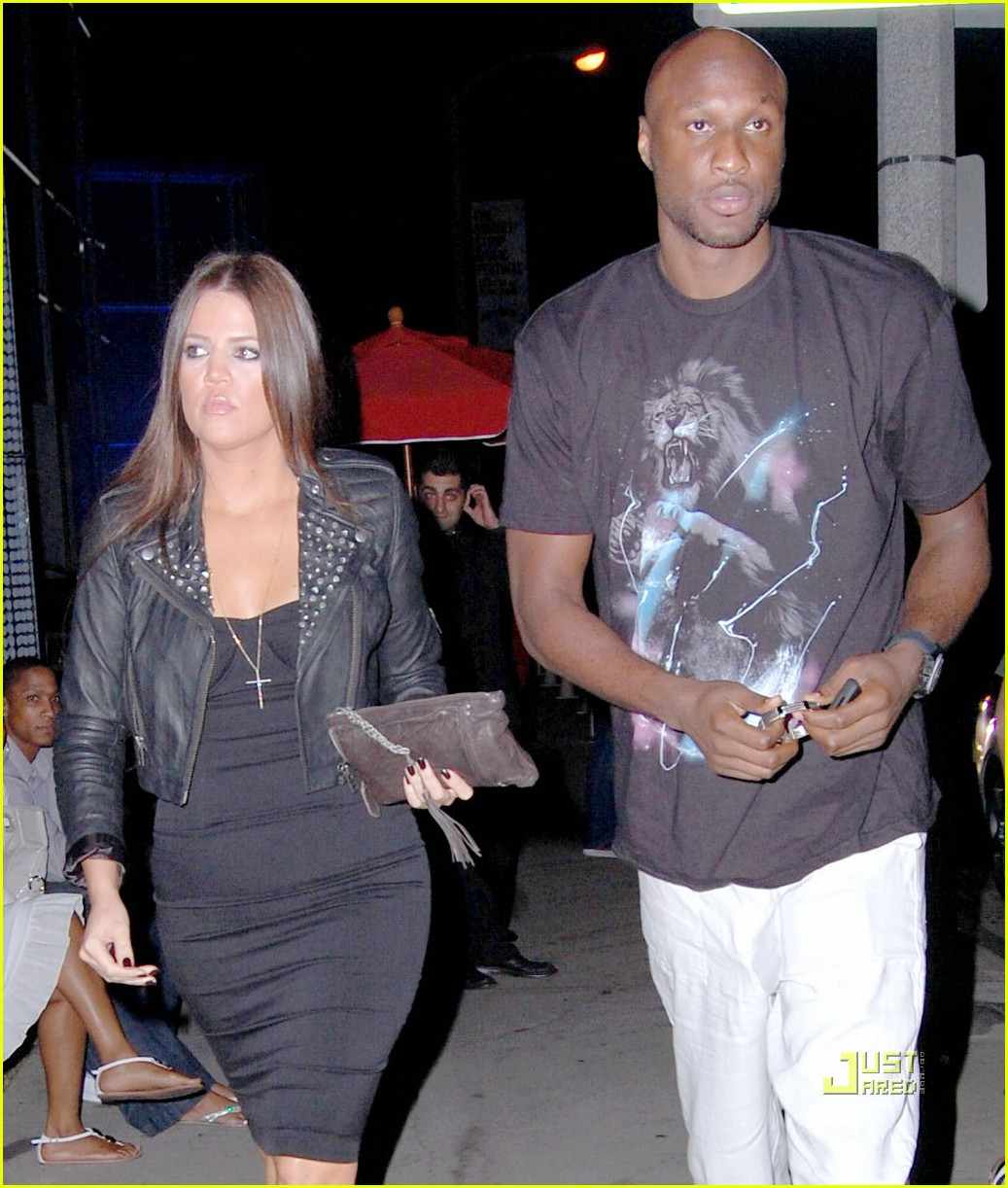 Safety Precautions For Dating Someone You've Met Online khloe-kardashian-lamar-odom-dating-01