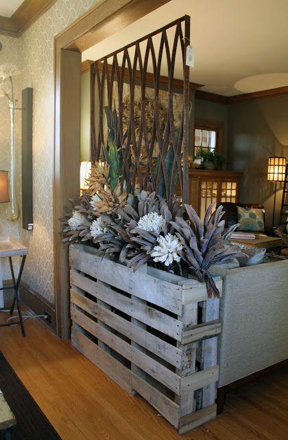 20 ideas con palets mi casa inventada - Ideas con palets ...