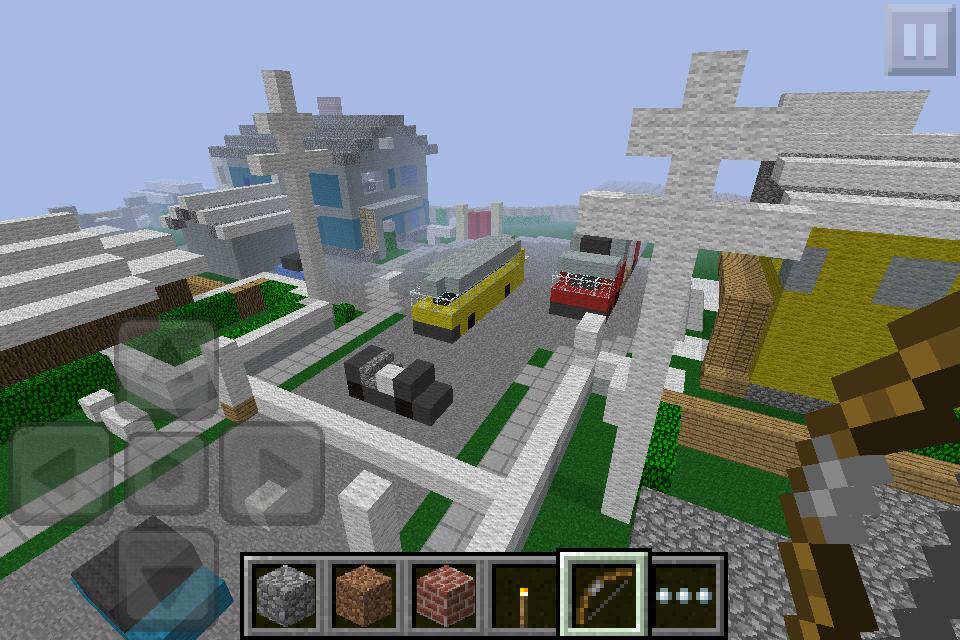 Карты мини игры PE Все для Minecraft Pocket Edition, PE